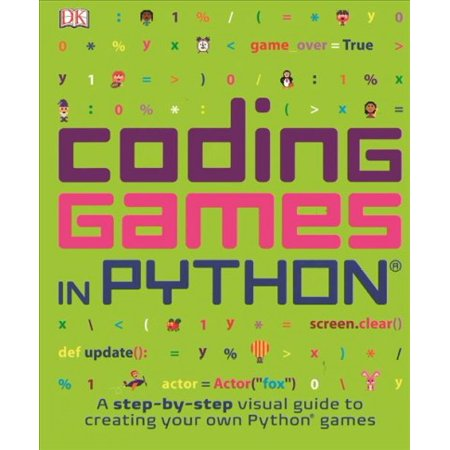 Coding Games in Python (Bound for Schools &