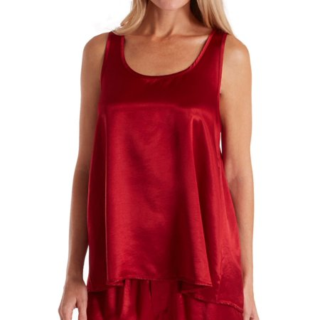 Women's PJ Harlow Laura Laura Satin Racerback - Brushed Back Sleepwear
