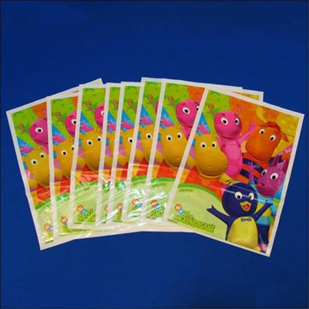 Backyardigans Favor Bags (8ct)