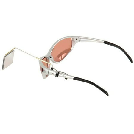 - Bike Peddler Take a Look Cyclist Eyeglass Mirror (Attaches to Glasses or Helmet)