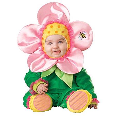 UHC Girl's Blossom Infant Toddler Lil Flower Theme Fancy Dress Child Costume, - Toddler Fancy Dress Costumes