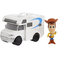 Disney Pixar Toy Story Mini Woody and RV Figure Set