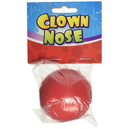 Clown Red Sponge 2