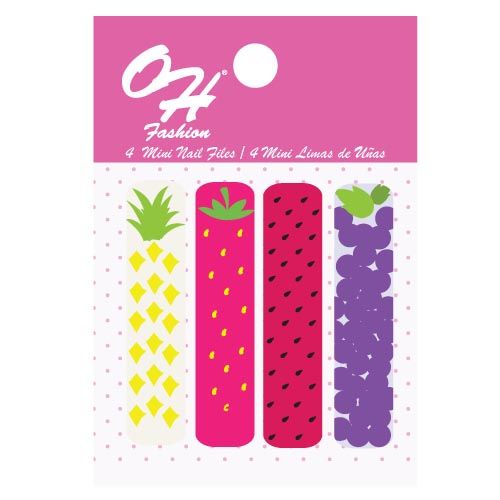 OH Fashion Legs Style Nail File , Nail , Pedicure care , Manicure care ,