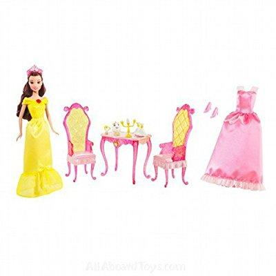 Disney Princess Belle Dining Room by