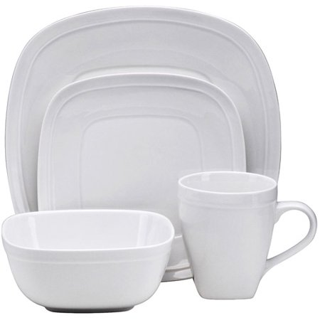 Canopy 24/7 Collection Banded Porcelain - Walmart.com