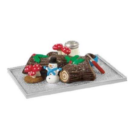 Hallmark Ornament 2013 Season's Treatings Yummy Yule Log Cake -  LTD (Best Christmas Log Cake)