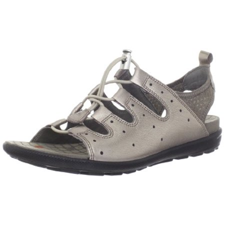 Top Hardware Ecco Damen Sandale PS Schuhe Schwarz