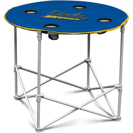- UCLA Round Tailgate Table