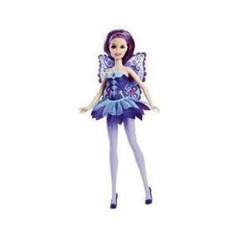 Mattel Barbie Fairy Secret Doll in Purple by Mattel