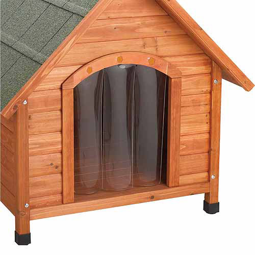 Ware Manufacturing Inc. Premium Doghouse Door Flap, Large