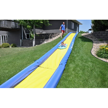 Rave Sports 02442 Turbo Chute 20' Commercial Strength Water Slide