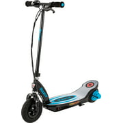Razor Power Core E100 Electric Scooter with Aluminum Deck - 100w Hub Motor, 8 In. Air-filled Tire, Up to 11 mph and 60 min Ride Time, for Kids Ages 8+