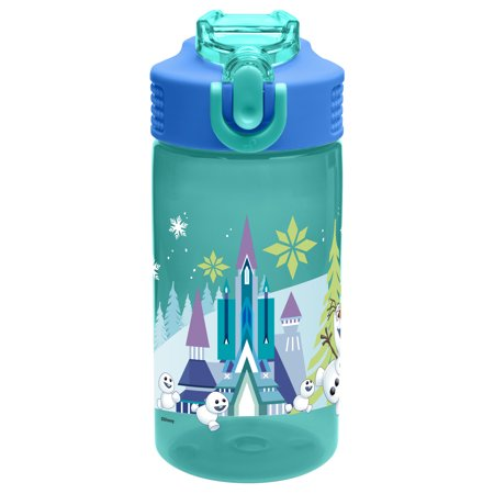 Zak! Designs 16 Ounce Frozen Park Bottle