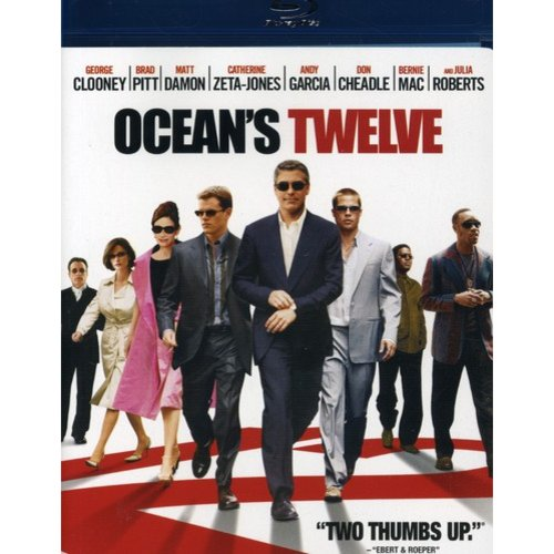Ocean's Twelve (Blu-ray) (Widescreen)