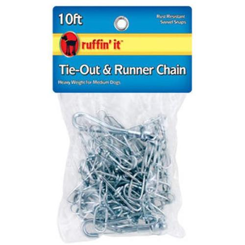 Westminster Pet Products 28100 10-Ft. x 2.5mm Tie-Out Chain - Quantity 1