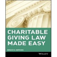 CHARITABLE GIVING LAW MADE EASY