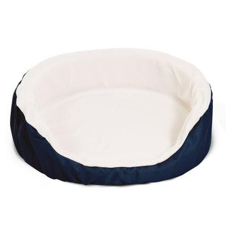 Majestic Pet Products Lounger Orthopedic Nest Pillow Dog (Nuzzle Nest Dog Pet Bed)