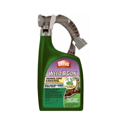 Scotts Co. Ortho Weed-B-Gon Chickweed, Clover, & Oxalis Weed Killer 0398710