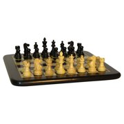 Black American Emperor Chess Set