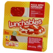 5 Surprise Mini Brands! Lunchables Miniature [Pizza with Pepperoni] [No Packaging]