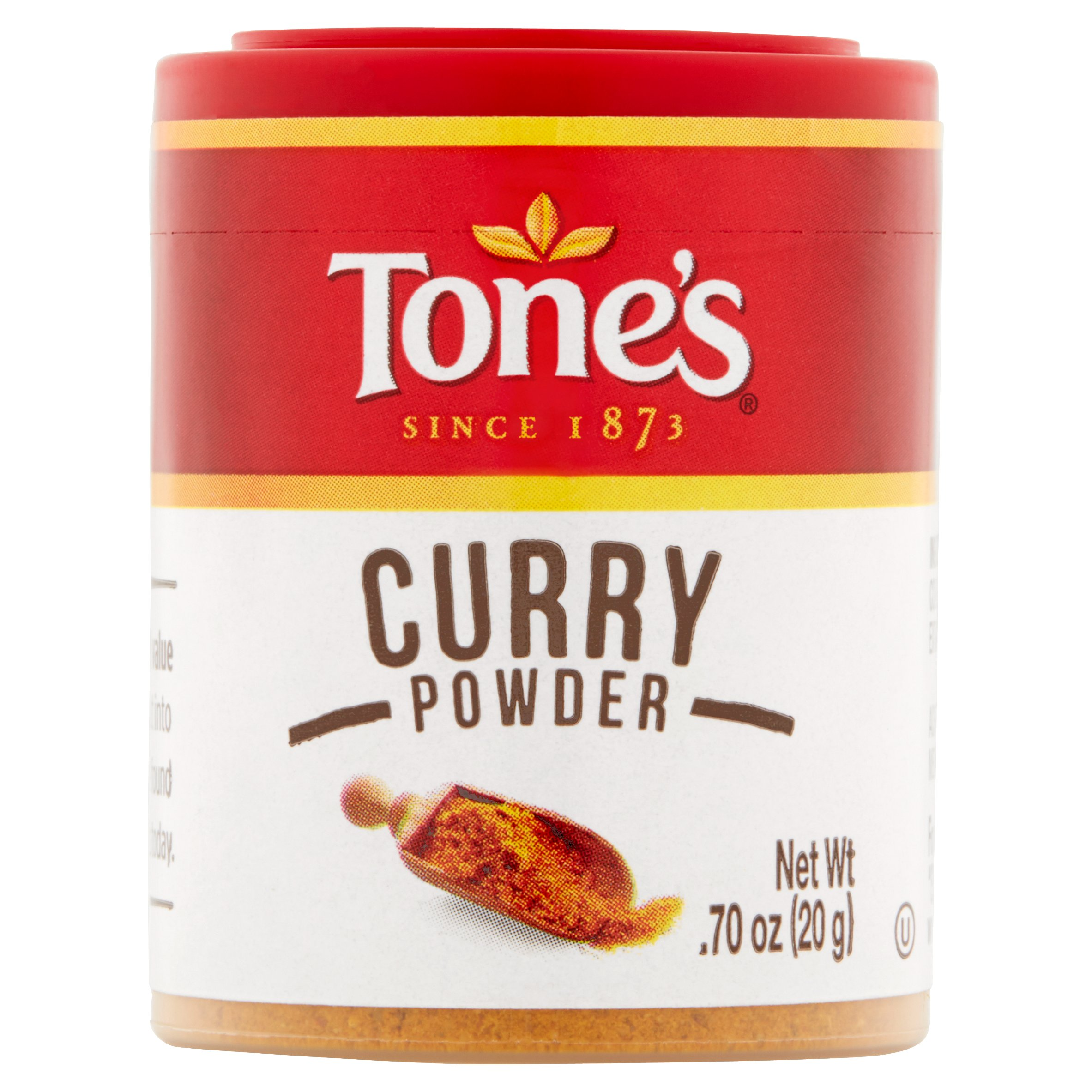 (4 Pack) Tone's Curry Powder, .70 oz