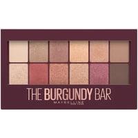 Maybelline The Burgundy Bar Eyeshadow Palette Makeup, 0.33 oz.
