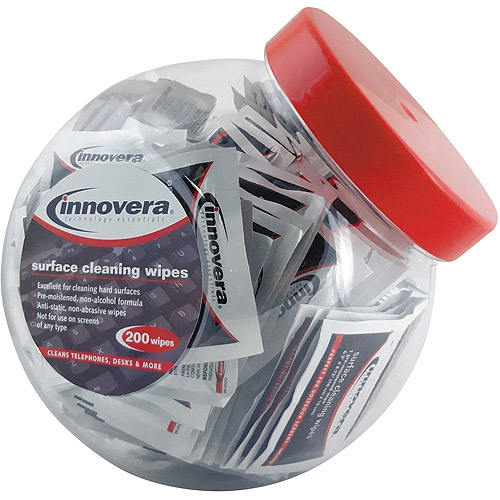 Innovera Surface Cleaning Wipes, 200 count