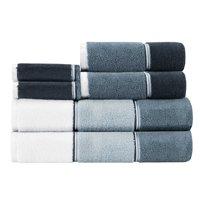 Maya 6pc Towel Set - Denim