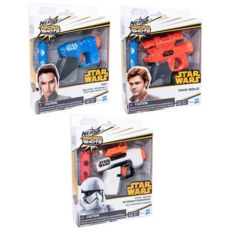 Nerf Armor Case (Star Wars Nerf Micro Shots Blasters Wave 1 Case ( Number of Pieces per case: 6) )