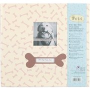 "Pet Post Bound Album, 12"" x 12"", Dog"