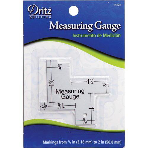 Dritz Guage Measuring