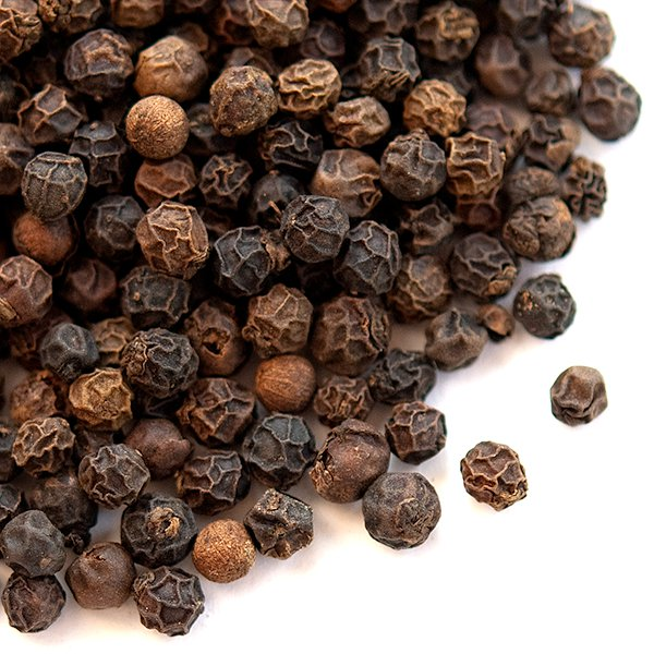 Black Peppercorns (Smoked)