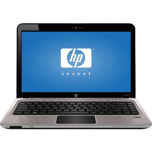"HP Refurbished 14"" Pavilion DM4-1265DX Laptop PC with Intel Core i5-460M Processor and Windows 7 Home Premium"