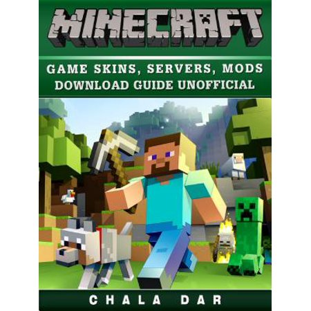 Minecraft Game Skins, Servers, Mods Download Guide Unofficial - eBook - Chucky Skin Minecraft