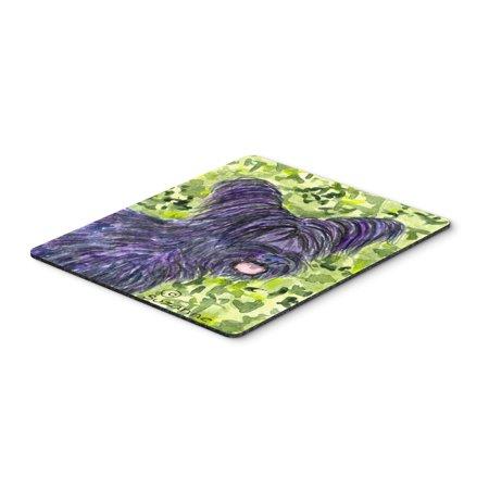 Skye Terrier Mouse Pad / Hot Pad / Trivet