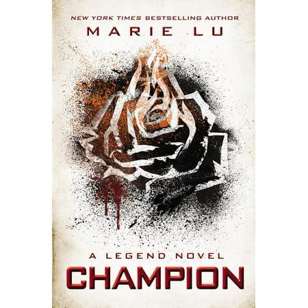 Champion: A Legend Novel (Paperback)