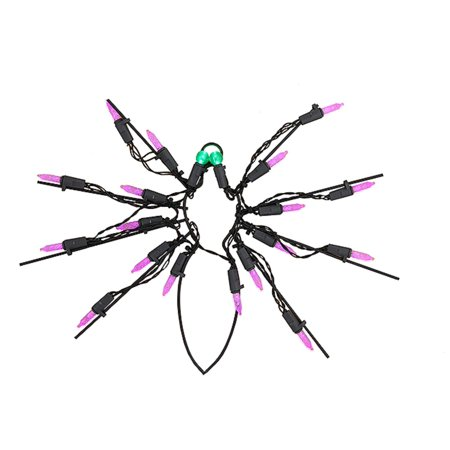 Halloween Spider Sack Craft (12
