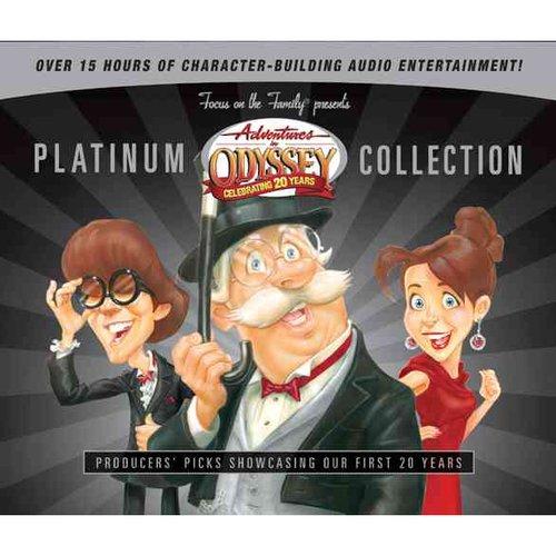Adventures n Odyssey Platinum Collection