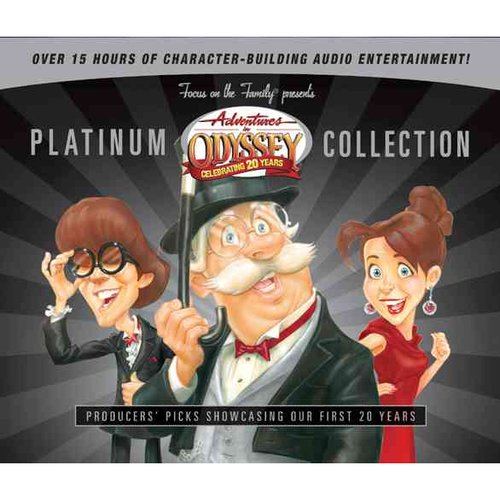 Adventures n Odyssey Platinum Collection