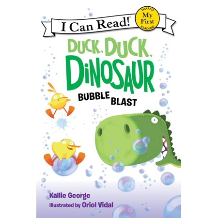Duck, Duck, Dinosaur: Bubble Blast - eBook - Ducky Dinosaur