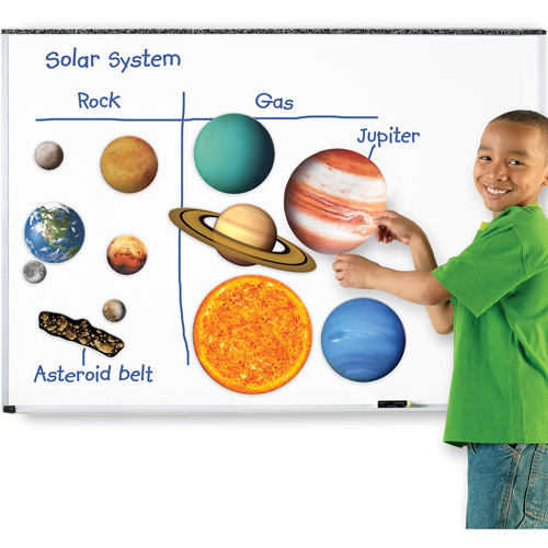 Learning Resources Giant Magnetic Solar System