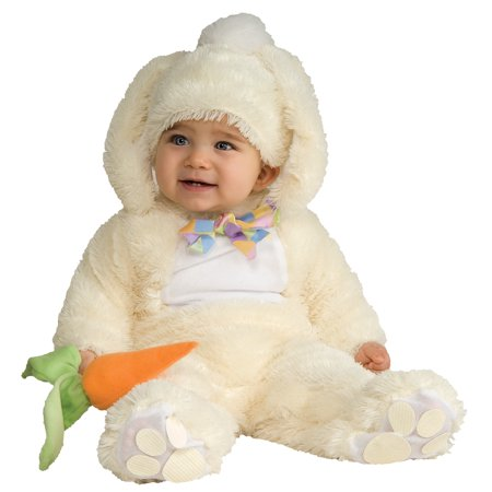 Vanilla Bunny Infant Toddler Costume Easter Rabbit Cute Theme Party - Cute Holloween Costumes