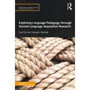 Exploring Language Pedagogy through Second Language Acquisition Research - eBook