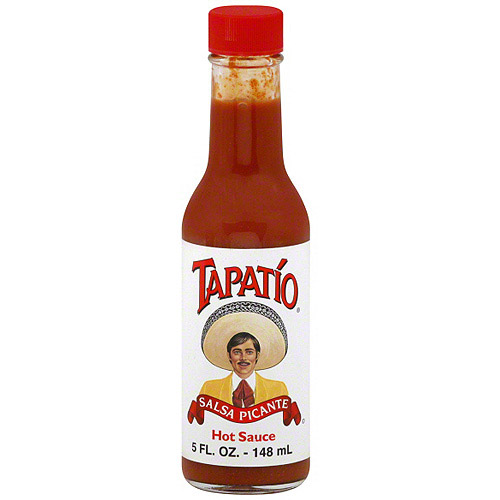 Tapatio Salsa Picante Hot Sauce, 5 oz (Pack of 24)
