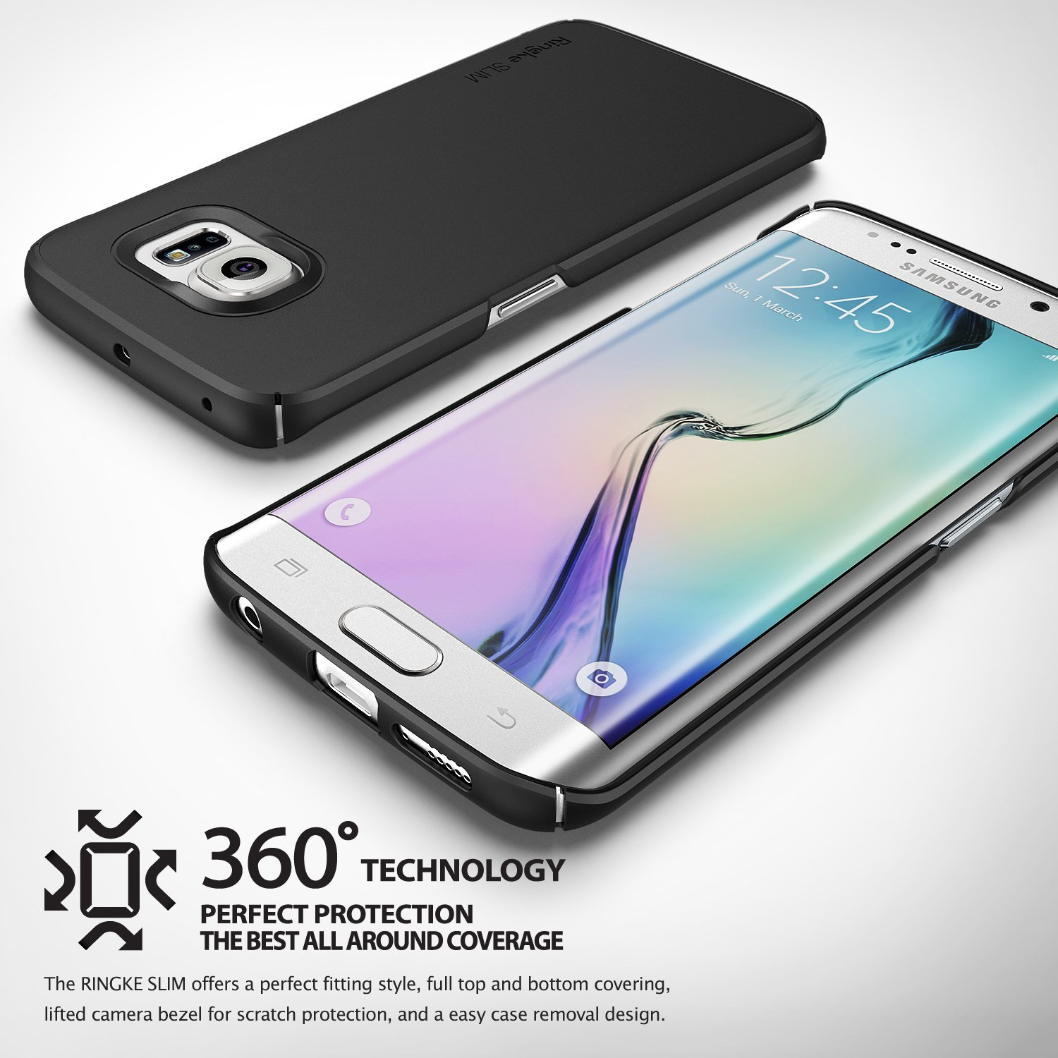 galaxy s6 coque ringke