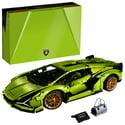 LEGO Technic Lamborghini Sian FKP 37 Car Model Building Kit