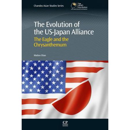 Evolution Of The Us Japan Alliance  The Eagle And The Chrysanthemum