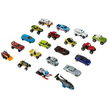 Matchbox Adventure 20 Car Pack