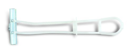 Powers Fastening Innovations 04054 1 4-Inch by 4-Inch Strap Toggle Hollow Wall Anchor, 50 Per Box by